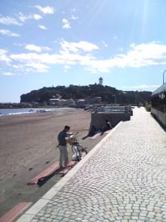 江ノ島まで散歩